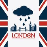 London design Royalty Free Stock Photo