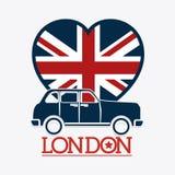 London design. Royalty Free Stock Photo