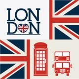 London design. Royalty Free Stock Photography