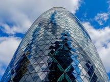 London--Dessiggurken-Abschluss oben stockbild