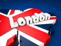London destination Stock Photo