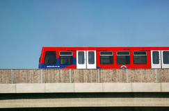 London DLR Stock Photos