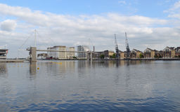 London Docklands Stock Photos