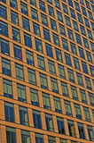 London Docklands Office Block Stock Photo