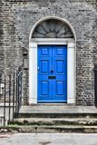 London door Stock Photos