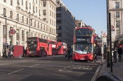 London doppelstöckig Lizenzfreie Stockbilder