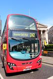 London double decker Stock Photography