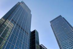 london drapacz chmur Zdjęcie Royalty Free
