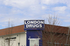 London drugs Stock Photos