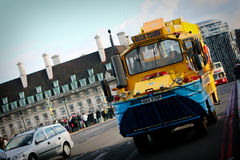 London duck tours Stock Photo