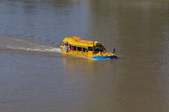 London Duck Tours Royalty Free Stock Photos