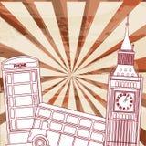 London  elements Stock Images