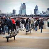 London Embankment Royalty Free Stock Images