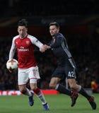 Arsenal FC v CSKA Moskva - UEFA Europa League Quarter Final Leg One royalty free stock images