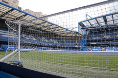 London, England 13 April 2011. View of Stamford Bridge, Chelsea Royalty Free Stock Images