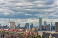 LONDON, ENGLAND - AUGUST 21, 2016: Greenwich Park and National Maritime Museum, Gardens, University of Greenwich, Old Royal Naval Royalty Free Stock Images
