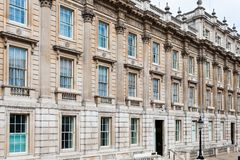 London, England, city architecture - Cabinet Office Stock Photo