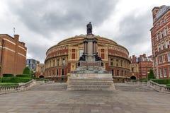 London, England - June 18 2016: Amazing view of Royal Albert Hall, London Royalty Free Stock Image