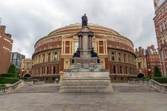 London, England - June 18 2016: Amazing view of Royal Albert Hall, London Royalty Free Stock Photography