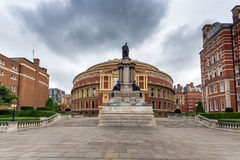 London, England - June 18 2016: Amazing view of Royal Albert Hall, London Royalty Free Stock Images