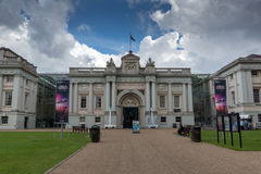 LONDON, ENGLAND - JUNE 17 2016: National Maritime Museum in Greenwich, London, Great Britain Royalty Free Stock Photography