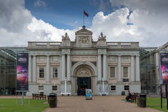 LONDON, ENGLAND - JUNE 17 2016: National Maritime Museum in Greenwich, London, Great Britain Stock Images
