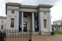 LONDON, ENGLAND - JUNE 17 2016: National Maritime Museum in Greenwich, London, Great Britain Stock Image