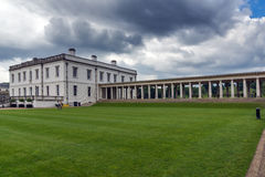 LONDON, ENGLAND - JUNE 17 2016: National Maritime Museum in Greenwich, London, Great Britain Royalty Free Stock Images