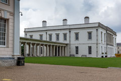 LONDON, ENGLAND - JUNE 17 2016: National Maritime Museum in Greenwich, London, Great Britain Royalty Free Stock Photo
