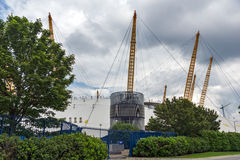 LONDON, ENGLAND - JUNE 17 2016:  The O2 Arena at Greenwich, London, Great Britain Stock Images