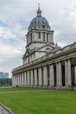 LONDON, ENGLAND - JUNE 17 2016: University of Greenwich, London, United Kingdom. LONDON, ENGLAND - JUNE 17 2016: University of Greenwich, London, England, United Stock Images