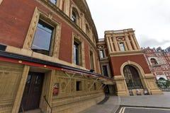London England - Juni 18 2016: Fantastisk sikt av kungliga Albert Hall, London Royaltyfria Bilder