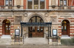 The Royal School of Music in London