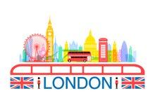 London, England Travel Landmarks Stock Photos