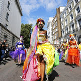 London-Ereignisse Lizenzfreies Stockbild