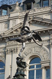 London Eros statue Royalty Free Stock Photography