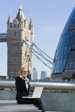 London Executive Stock Image