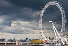 The London Eye Royalty Free Stock Images