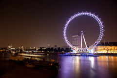 London Eye. Royalty Free Stock Image