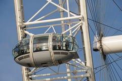 London Eye 2 Royalty Free Stock Photo
