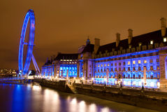 London eye Royalty Free Stock Images