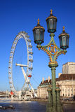 London Eye Stock Images