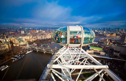Free London Eye Royalty Free Stock Photography - 31541497