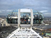 London Eye. For the best view in London Stock Photography