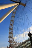 London Eye stock photos