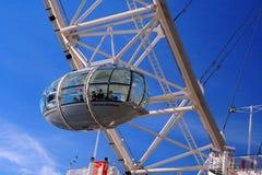 London Eye Cabin Stock Photography
