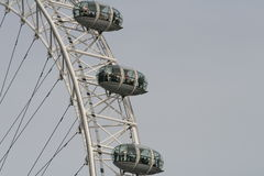 London Eye / Capsule Royalty Free Stock Images
