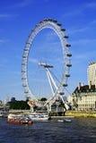 The London Eye Royalty Free Stock Photo