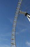 London Eye detail Stock Photography