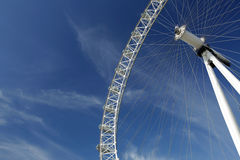 London Eye detail Stock Images